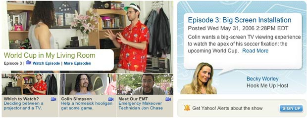 Yahoo! Tech Site Review