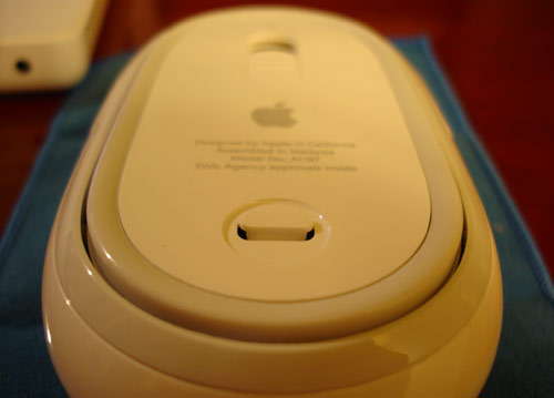 Wireless Apple Mighty Mouse