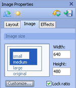 Windows Live Writer - Images Effects
