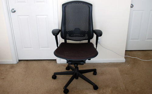 Review: Herman Miller Celle Chair