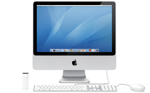 Updated Apple iMac