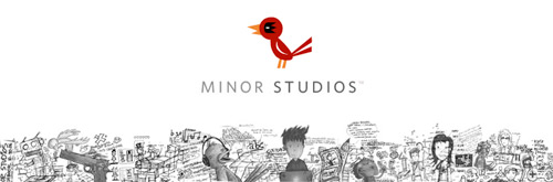 Minor Studios Website