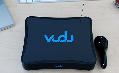 Vudu Set-top box
