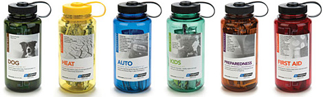 Nalgene Kit Bottles