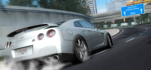 Need for Street: ProStreet Game