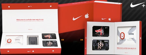 Nike+ Gift Packs