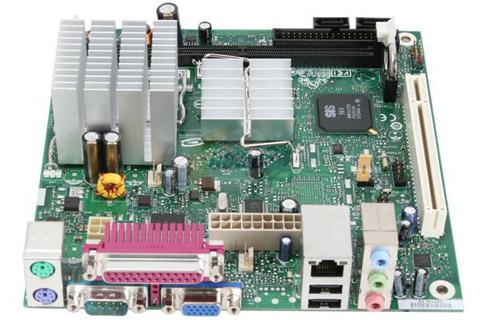 Intel mini-ITX Motherboard