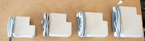 MacBook Chargers Comparison