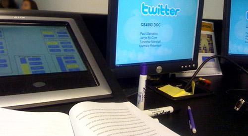 CS4803 DOC: Twitter