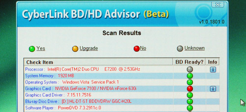 HTPC - Blu-ray Advisor