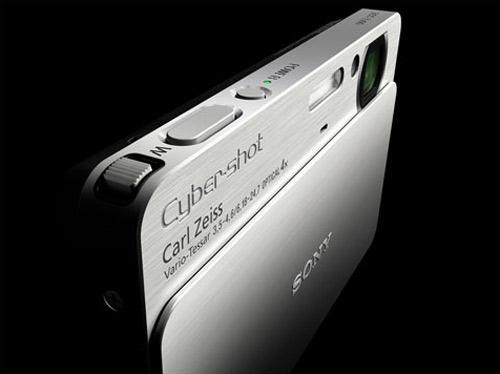 Sony Cyber-shot DSC-T700 Digital Camera