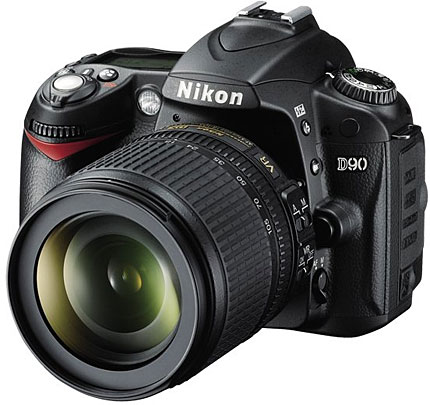 Review: Nikon D90 DSLR Camera