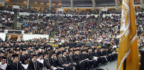 Georgia Tech Fall 2008 Commencement Graduation