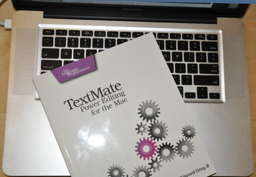TextMate Power Editing Book