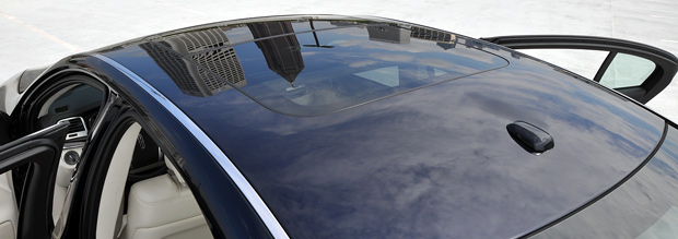 Dual Panel Moonroof - 2009 Lincoln MKS Luxury Sedan