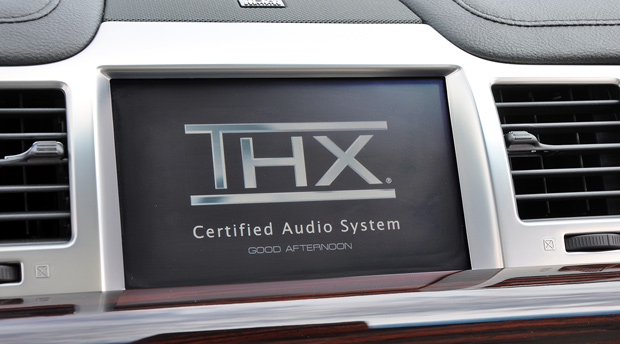 THX Certified System - 2009 Lincoln MKS Luxury Sedan