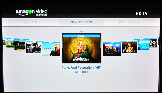 Roku Player - Amazon HD Shows
