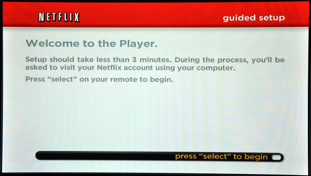 Roku Player - Netflix Getting Started