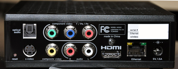 Roku Player Ports