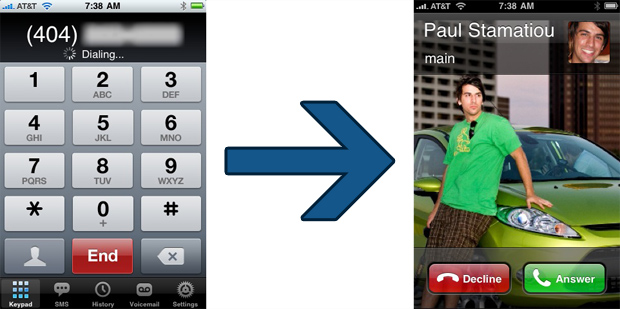 Google Voice Mobile iPhone App