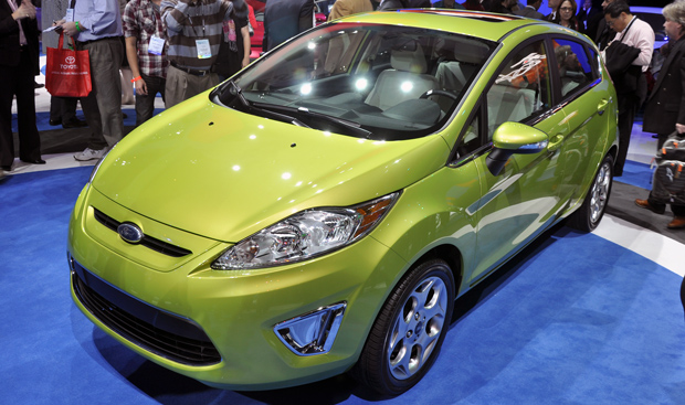 2011 U.S. Ford Fiesta Launch
