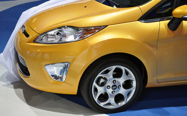 2011 U.S. Ford Fiesta Launch