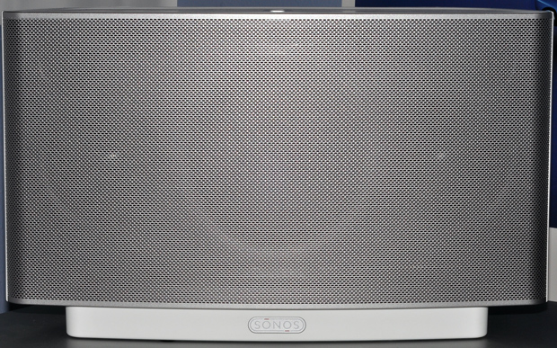 Front of the Sonos ZonePlayer S5