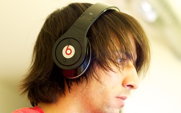 Beats Studio Headphones by Dr Dre and Monster Cable