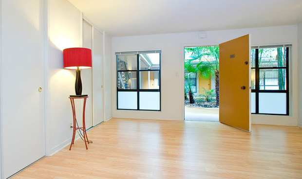 Gallery For Small Studio Apartment Empty