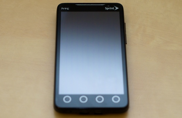 Sprint HTC EVO 4G Android phone