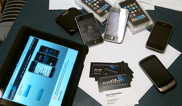 Notifo Devices