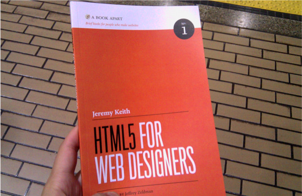 HTML5 for Web Designers - A Book Apart