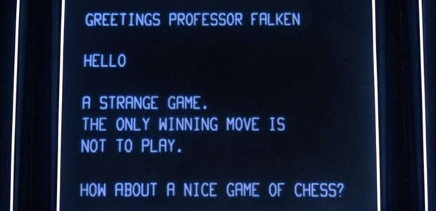 WarGames - Strange Game