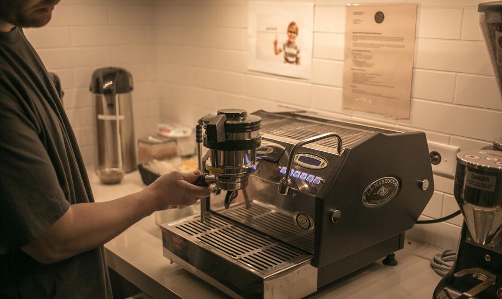 Twoffice espresso