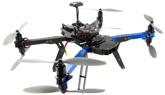 3D Robotics X8