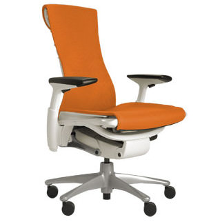 Herman Miller Embody desk chair
