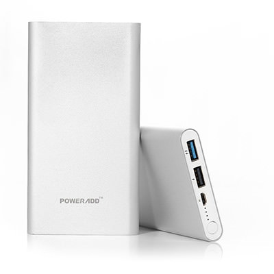 Poweradd Pilot 2GS 10,000mAh Portable Phone Charger
