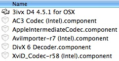 QuickTime Components