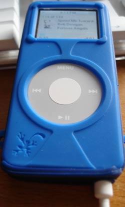 ifrogz iPod Nano case