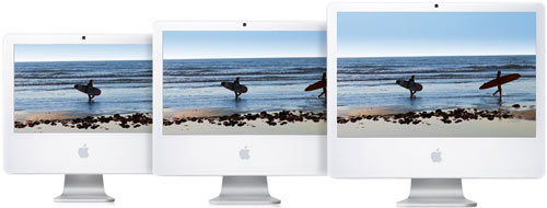 Core2Duo iMacs