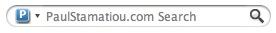 PaulStamatiou.com Search