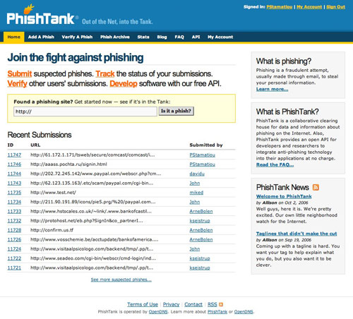 PhishTank