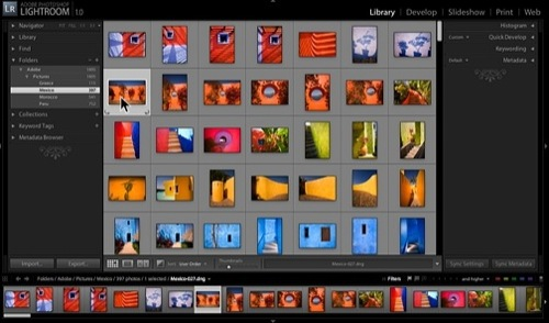 Adobe Lightroom 1.0