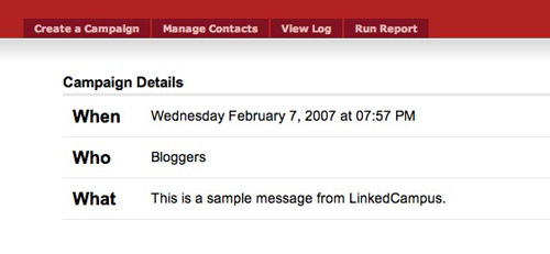 LinkedCampus