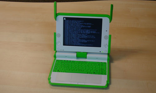 OLPC 100 Dollar Laptop