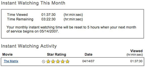 Netflix Watch Now
