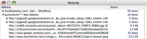 WebKit Activity