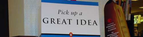 Pick up a great idea