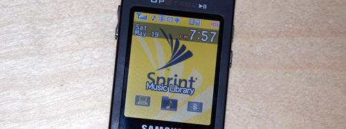 Samsung M620 UpStage