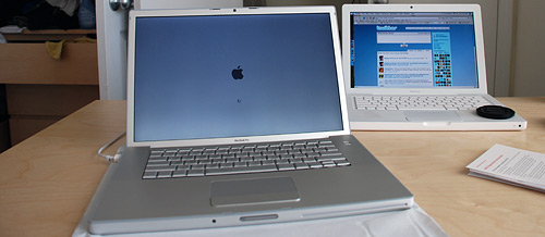 First Impressions: MacBook Pro